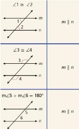 Section three proving lines parallel sushi ya 39 s math - Alternate exterior angles converse ...